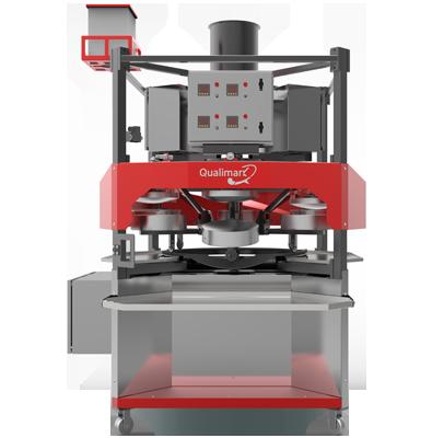Automatic Khakhra Roasting Machine 45