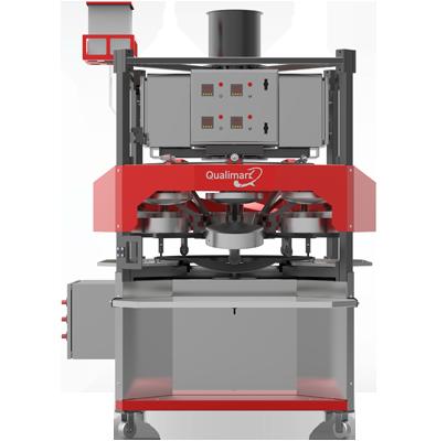 Automatic Khakhra Roasting Machine 60