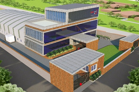 Developed World Class Manufacturing Unit with Global Presence